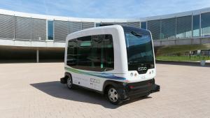 Avropada pilotsuz avtobusların sınaqları başladı