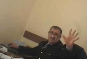 """Rüşvət videosundakı yol polisi danışdı: """"Kiminsə güdazına getdim"""""""