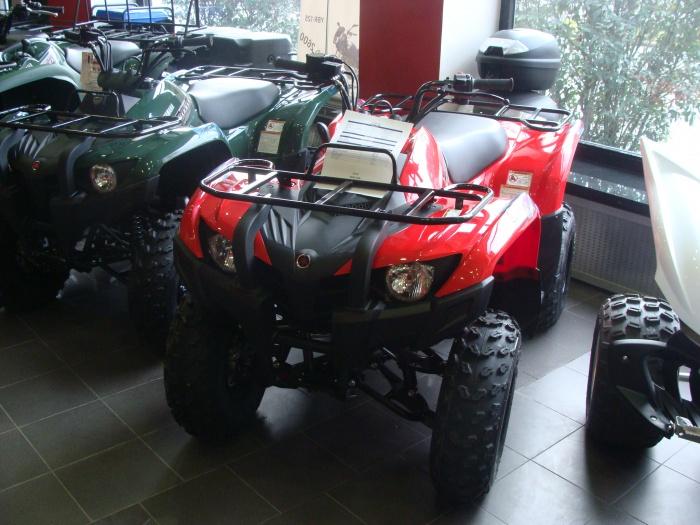 Yamaha Grizzl 4300 2012