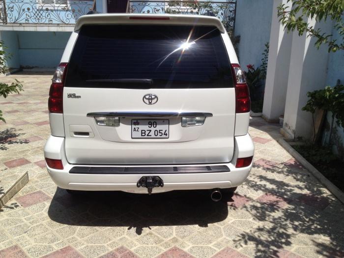 Toyota Prado 2007