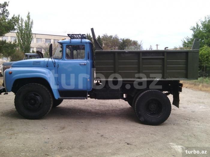 ZIL 130 1989