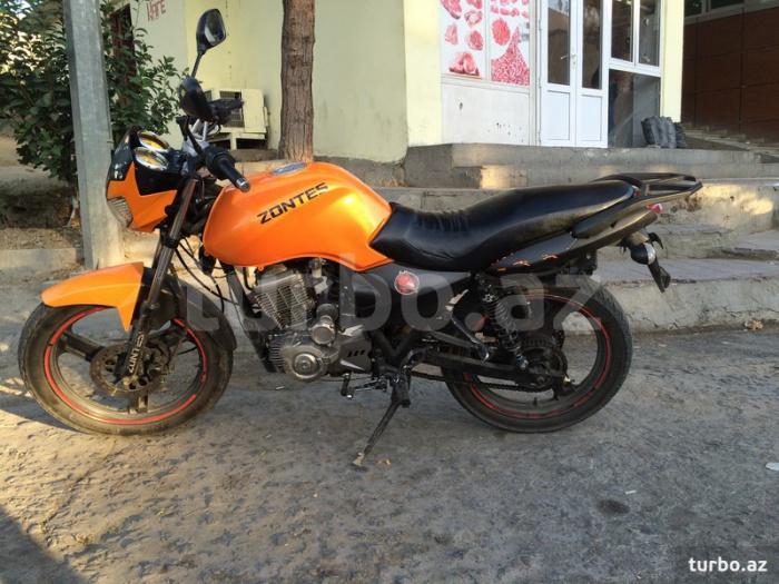 Zontes Panther ZT150-8A 2011