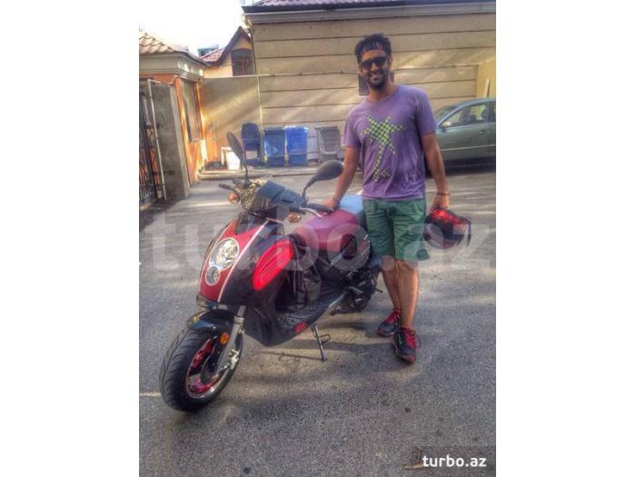 Jonway YY50QT-20 2015