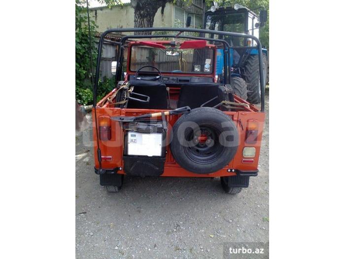 LuAz 969M 1985