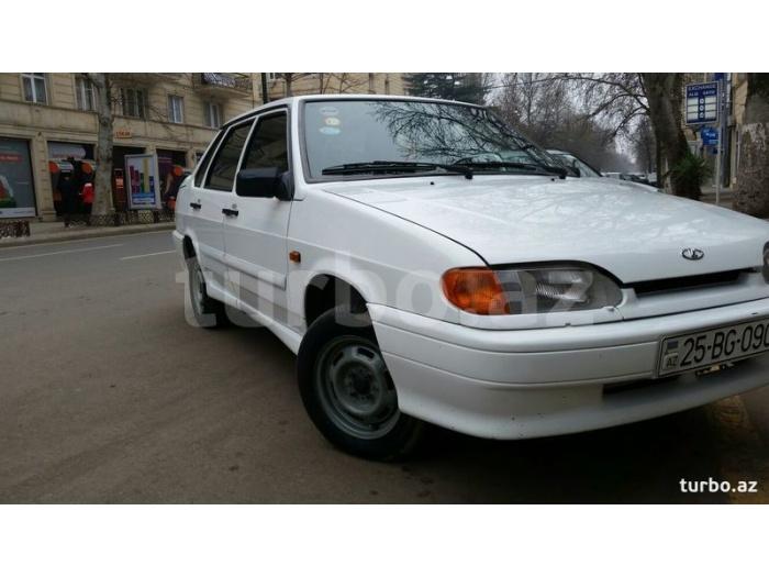 Vaz 2115 2012 Cars Azerbaijan