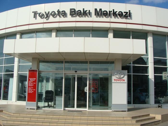 Avtosalon Toyota Baki Merkezi Cars Azerbaijan